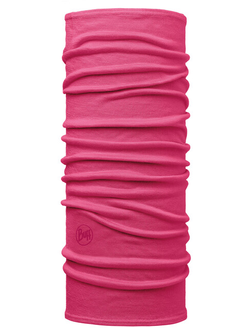 Buff Lightweight Merino Wool - Foulard Enfant - rose